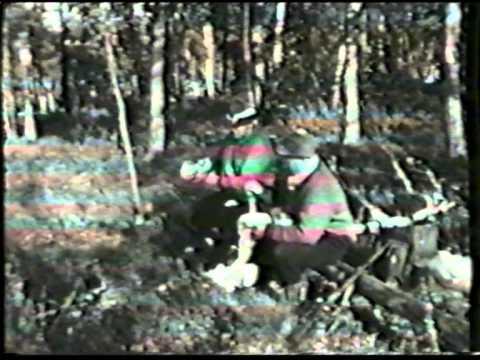 Gunnarns VVO Lyxmyrens jaktlag från 1960-talet