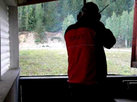 björnpasset skjutning