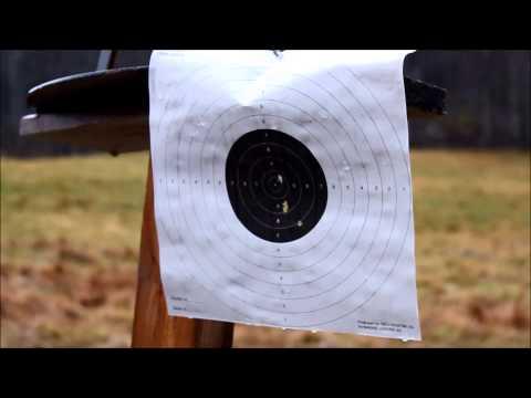 22 lr Ammunition test 50m