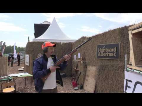 Marko Lehtosalo skjuter 585 Nyati